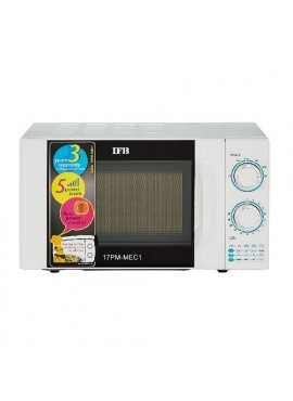 IFB 17L Solo Microwave Oven 17PM MEC 1, White