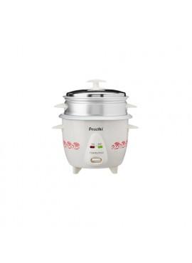Preethi RC 308 0.6-Litre 300-Watt Rice Cooker Perfect 0.6