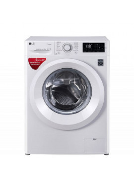 LG 6KG Fully Automatic Front Laod Washing Machine - FHT1006SNW