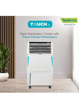 Symphony 35 Litres Room Air Cooler Touch 35