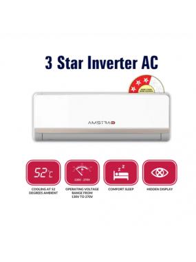 Amstrad 1 Ton 3 Star Split Ac ..