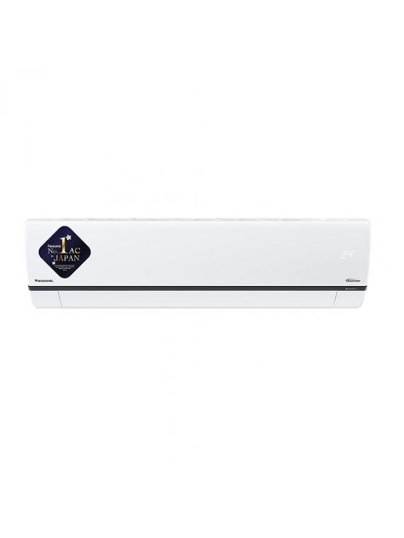 Panasonic 1Ton 4Star Wi-Fi Inverter Split AC Nano air purification technology CS/CU-WU12WKYXF