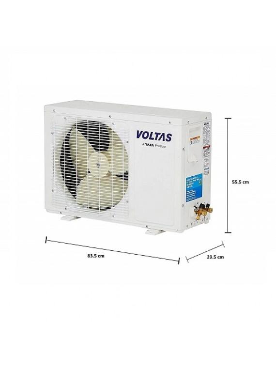 Voltas 1.5 Ton 5 Star Inverter Split Copper AC 185VSZS