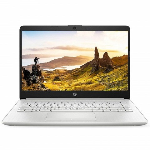 HP 14s 14-inch Laptop Core i3-1005G1/4GB/1TB HDD/Windows 10 Home/Intel UHD Graphics Natural Silver cf3006tu