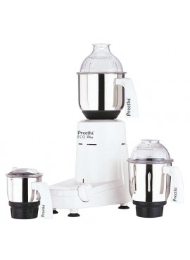 Preethi MG 138 550W Mixer Grinder 110 Eco Plus