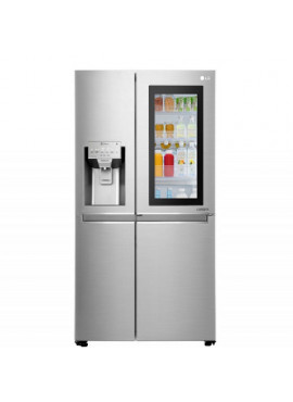 LG 668 L Side By Side Refrigerator