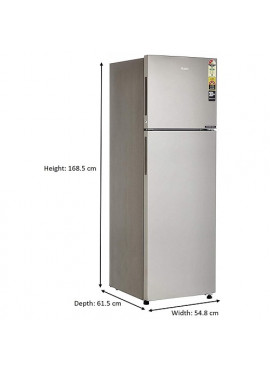 Haier 278L Double Door Refrigerator 3Star