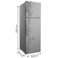 Haier 258L Double Door Refrige..