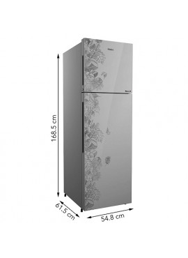 Haier 258L Double Door Refrigerator 3Star