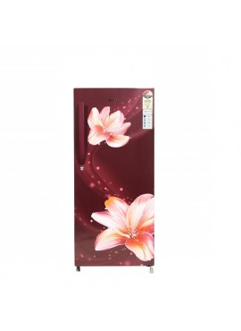 Haier 195 L 3 Star Direct-Cool Single Door Refrigerator HRD-1953CRS-E