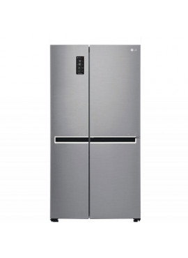LG 687 L Side By Side Refrigerator
