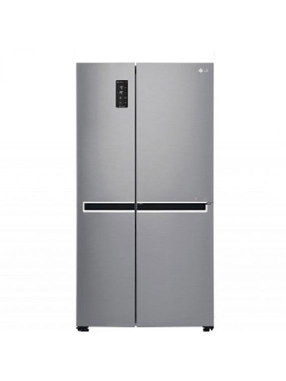 LG 687 L Side By Side Refrigerator