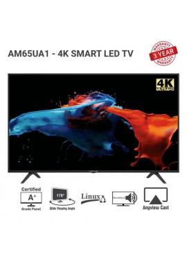 Amstrad 4K Smart LED TV - AM 65UAI