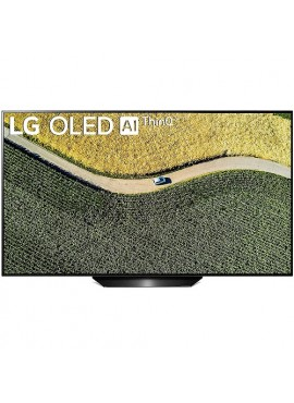 LG 164cms 65 inches 4K Ultra HD Smart OLED TV OLED65B9PTA With Built-in Alexa PCM Black OLED65B9PTA.ATR