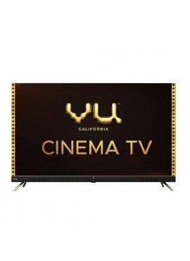 Vu 108cm 43inches 4K Ultra HD Cinema Android Smart LED TV 43CA