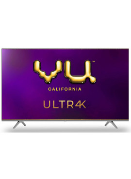 VU 4K UHD Smart LED TV - 50CA