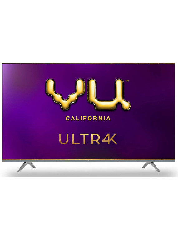 VU 4K UHD Smart LED TV - 65PM