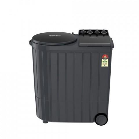 Whirlpool 8.5 kg Semi Automatic Top Load Grey ACE XL 8.5 GREY DAZZLE