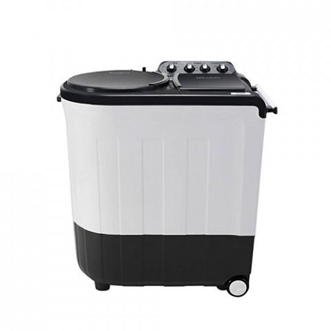 Whirlpool 8.5 kg Semi-Automatic Top Loading Washing Machine ACE 8.5 XL, Silver Grey