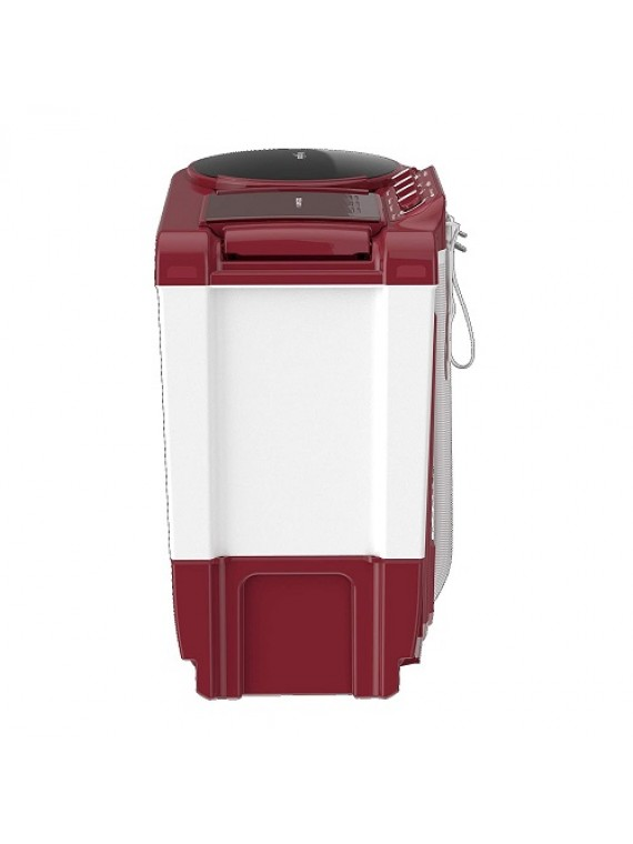 Whirlpool 8.5 Kg Semi-Automatic Top Loading Washing Machine ACE 8.5 SUPERSOAK CORAL RED