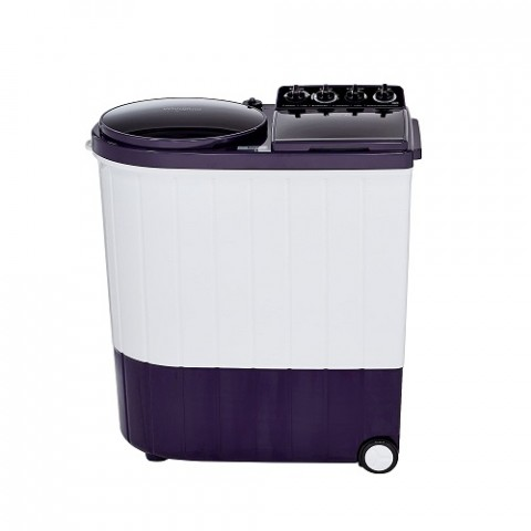 Whirlpool 8.5 kg Semi-Automatic Top Loading Washing Machine ACE 8.5 XL, Royal Purple
