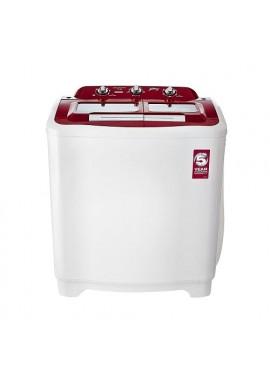 Godrej 7 kg Semi-Automatic Top Loading Washing Machine GWS 7002 PPD Red
