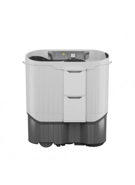 Godrej Edge Digi 8.5 Kg Semi-Automatic Washing Machine With Disinfection WS EDGE DIGI 85 5.0 PB2 M GPGR