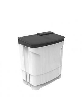 Godrej 8 Kg 5 Star Semi-Automatic Top Loading Washing Machine WSEDGE ULT 80 5.0 DB2M CSBL