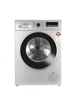 Bosch 7 Kg Inverter Fully-Automatic Front Loading Washing Machine Silver WAJ2426SIN