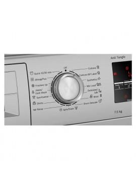 Bosch 7.5 Kg 5 Star Fully Automatic Front Load Washing Machine Platinum Silver WAJ2446IIN