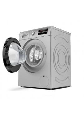 Bosch 7.5 Kg 5 Star Fully Automatic Front Load Washing Machine Platinum Silver WAJ2446IIN