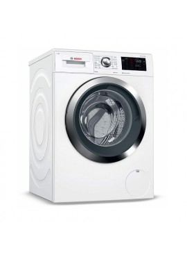 Bosch 8 kg Inverter Fully-Automatic Front Loading Washing Machine Inbuilt Heater WAT28660IN