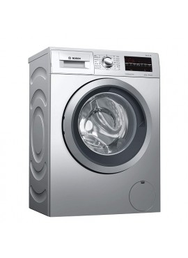 Bosch 6.2 kg Fully-Automatic Front Loading Washing Machine Silver WLK24268IN
