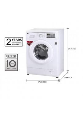 LG 6KG Fully Automatic Front Laod Washing Machine - FH0H3NDL02