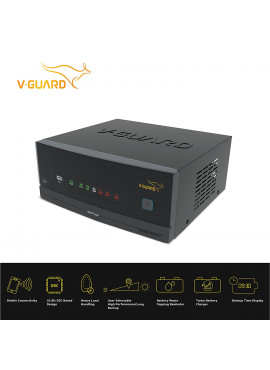 V-Guard Smart 1100 DUPS Pure Sine Wave Inverter