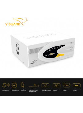 V-Guard Smart 1500 Pure Sine Wave Inverter