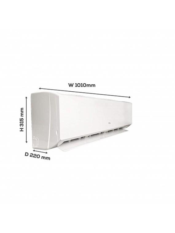 TCL iECO 1.5 ton 5 Star Ultra-Inverter wi-fi Split AC TAC18CSDV5