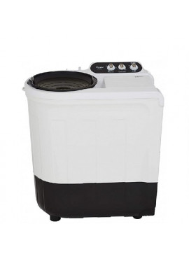 Whirlpool 7.2kg Semi Automatic Washing Machine - 72 SUPREME PLUS GREY DAZZLE