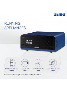Luminous ZELIO 1100 Pure Sine Wave Inverter