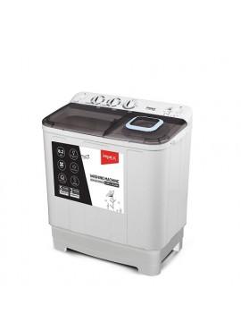 Impex 8.2Kg Semi Automatic Washing Machine IWMKW-82SABK