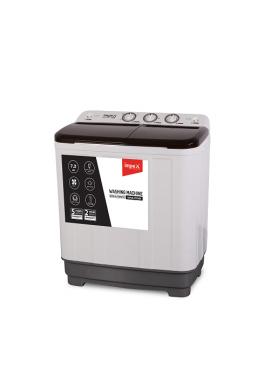 Impex 7.2 Kg Semi Automatic Top Load Washing Machine IWMJK-72SABK