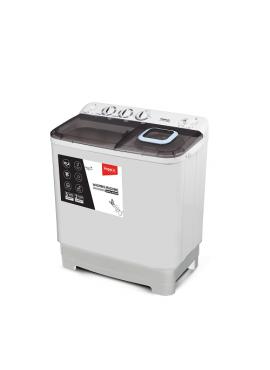 Impex 10.2Kg Semi Automatic Washing Machine IWMKW-102SABK