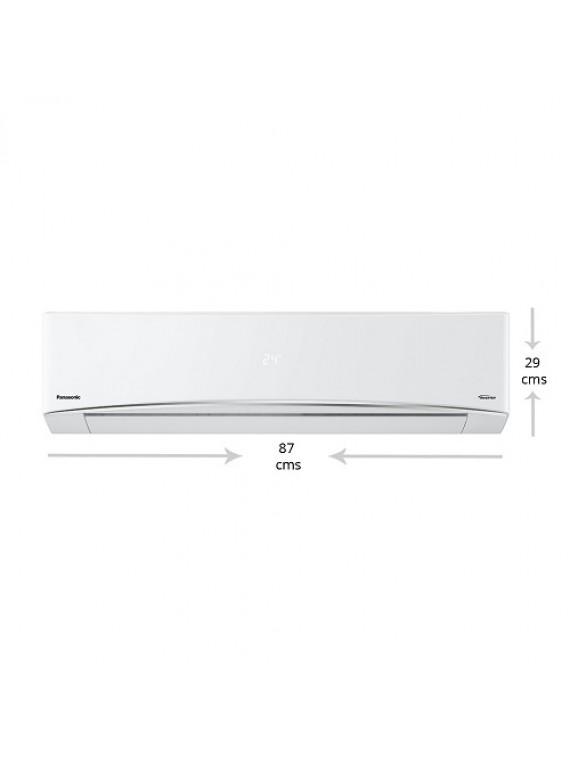 Panasonic 1Ton 3Star Inverter Split AC with Copper Condenser CS/CU-KU12XKYF