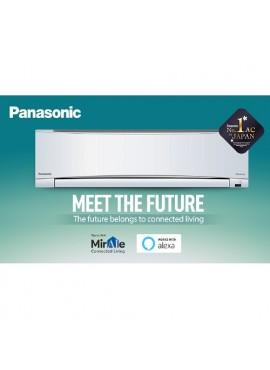 Panasonic Advance 2Ton 5Star Inverter Split AC CS/CU-XU24XKYF