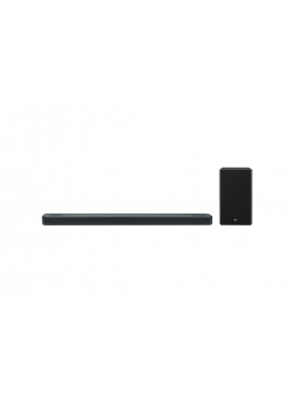 LG 3.1.2 CH High Res Audio Dolby Atmos Sound Bar With Meridian Technology & 4k Pass Through - SL8Y