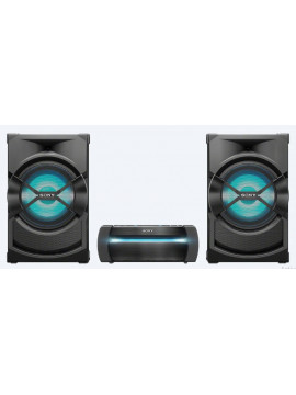 Sony High Power Party Speaker With DVD - HCD SHAKE X30