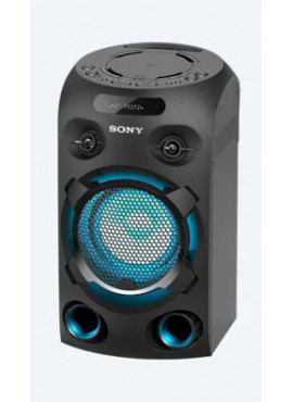 Sony High Power Audio System With Bluetooth Technology - MHC V02