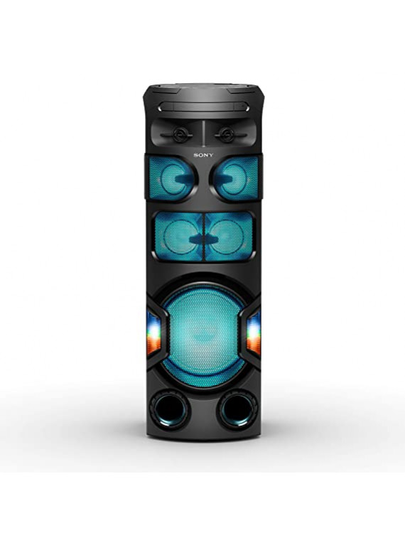 Sony High Power Party Speaker System With Bluetooth Technology - MHC V82D