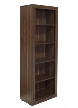 Five Tier Book Shelf in Cairo Walnut Colour
