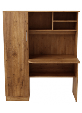 Study Table with Book Shelves & Cabinet